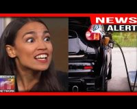 ALERT: AOC Has A MIND BLOWING Plan For Gas-Powered Cars and We're ALL Laughing at it