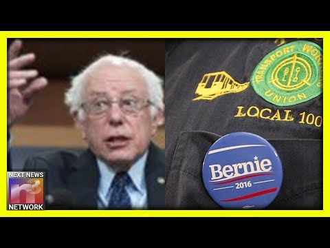 Bernie Just LOST EVERY Union Worker Vote After Slipping Up And Revealing His SICK Plan!