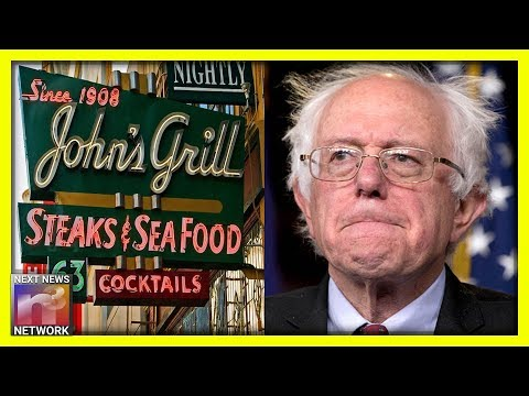 UH-OH! Bernie's Wife Apologizes To Restaurant Staff After What He Did To EVERYONE There! VOTES LOST!