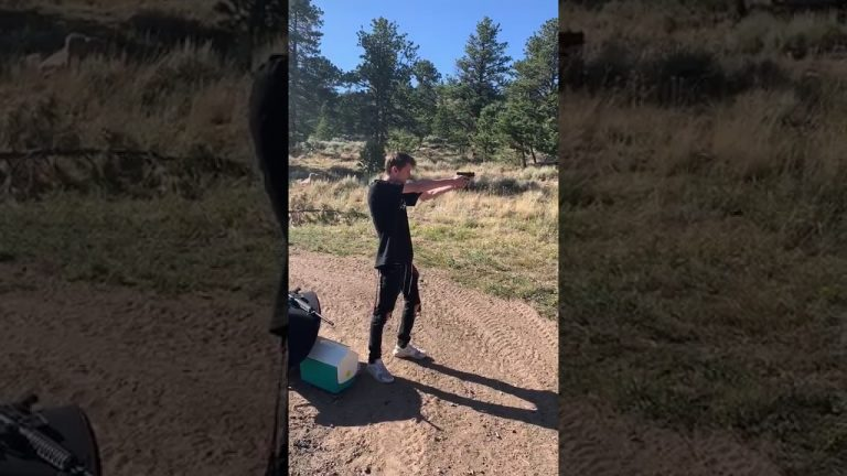 Colorado teen suspended from school after target practice with mom