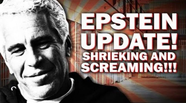 Epstein Update — Shrieking And Screaming Heard From Cell