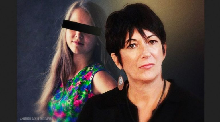 Where is Ghislaine Maxwell?