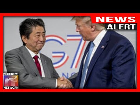 Trump Stands Tall for America's Struggling Farmers — Historic Trade Deal Reached With Japan