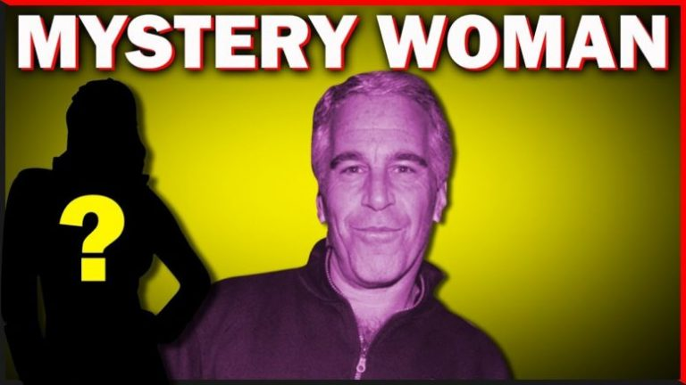 Epstein Was Visited By A Mystery Woman Just Before His Death