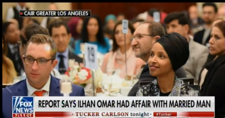 Omar Accused of Breaking Up Family, Paying Lover Thousands Out of Campaign Coffers