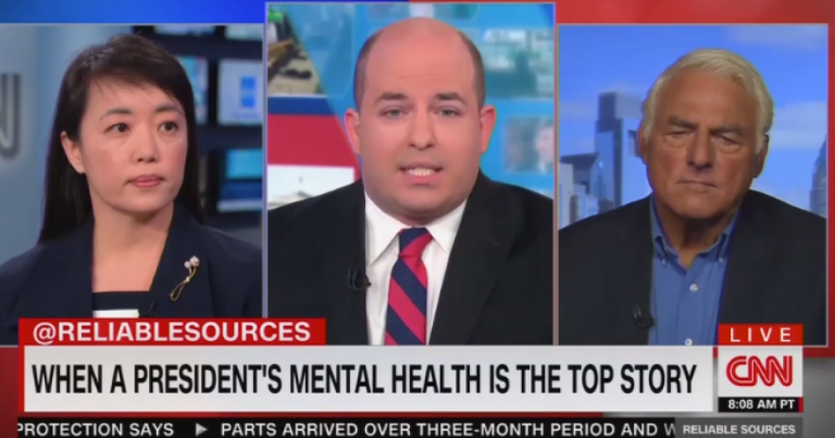 Shrink CNN Guest: Donald Trump is More Dangerous Than Hitler, Stalin, Mao