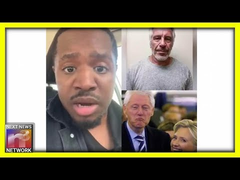 Liberals Send DEATH THREATS to Terrence Williams After President Trump Retweets His Video About Clinton's & Epstein's Death