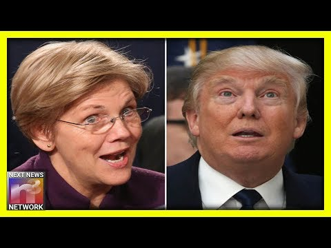 Warren Draws Impressive Crowd, Then She Saw Trump's Crowd and Cried! Bye Pocahontas!