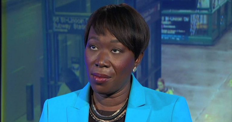 Watch: MSNBC propagandist Joy Reid claims wealthy, white Christians will implement apartheid in U.S.