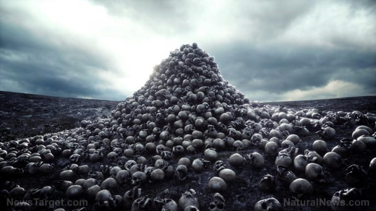 Globalist media ordered to start pushing cannibalism as a food source; planetary collapse of Earth's biosphere is now being engineered