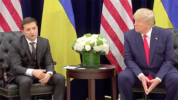 DIRTY POLITICS: Ukraine 'whistleblower' is an anti-Trump Deep State CIA employee who used fake news reports to lodge complaint