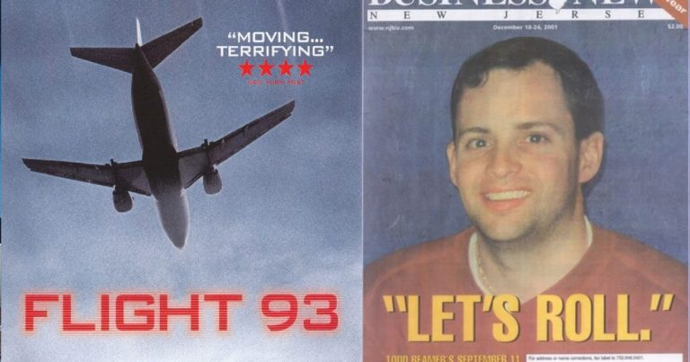 "What Christians Can Learn From The Heroic Stand Of Flight 93 — ""Let's Roll"""
