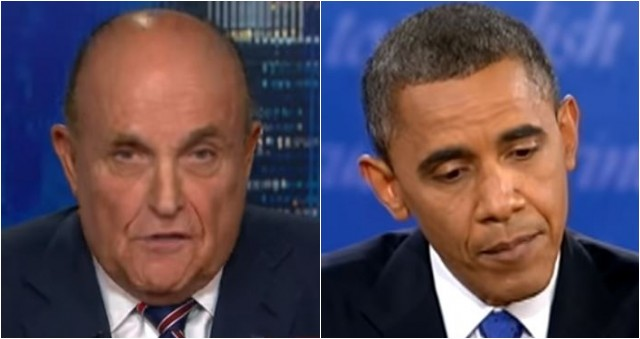 """Dems Panic as Rudy Giuliani Previews His """"Doomsday"""" Files: $5.3 Billion in US Aid During Obama Crime Spree"""