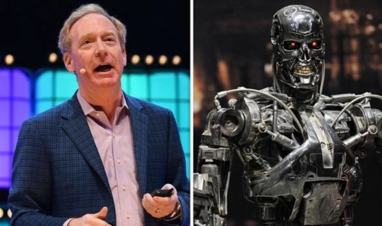 Microsoft President Demands Governments Regulate 'Unstoppable' Killer Robots