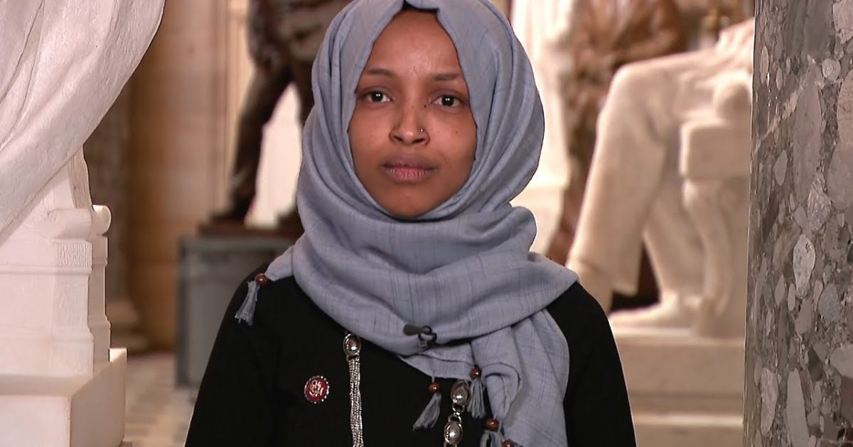 Ilhan Omar Demands Apology to AOC for GOP Ad That Ran ...