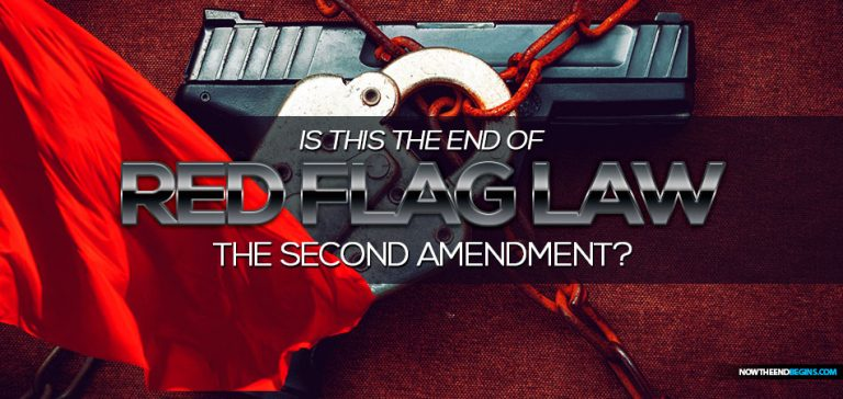 America On The Edge: Revolutionary Courts, Red-Flag Laws & Gun Owners As Enemies Of The People
