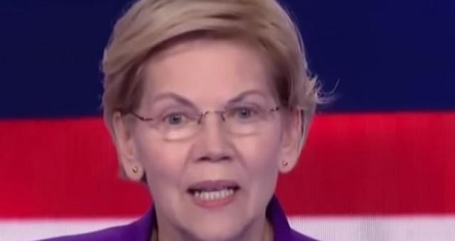 Elizabeth Warren Suggests Congress Force Reparations to Black Communities