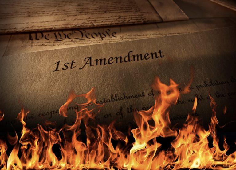 Sandy Hook & The Murder Of The First Amendment