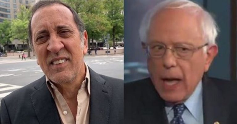 Venezuelan Politician Dares Bernie Sanders to Come to His Country 'Without Bodyguards'