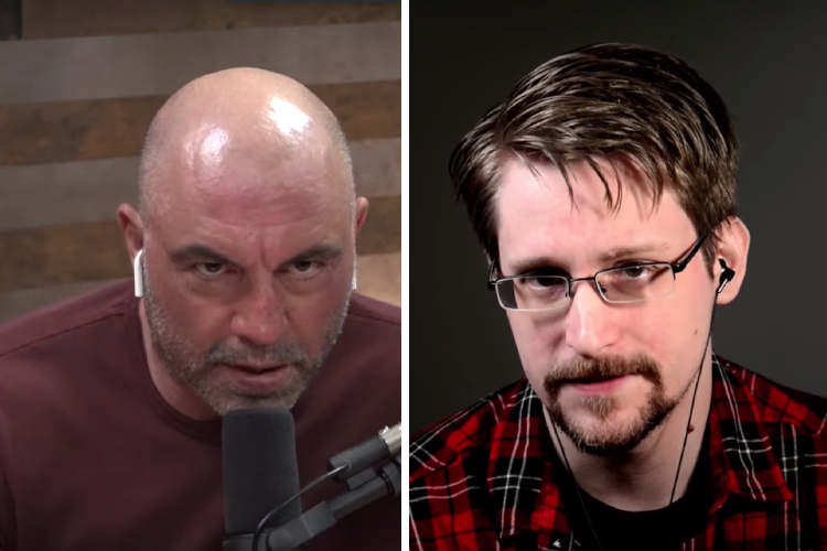 Edward Snowden Interview with Joe Rogan: Says 9/11 Could Have Been Prevented