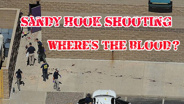 """The Definitive Sandy Hook """"Lack Of Blood"""" Cleanup Documentation You Won't Hear In The Media"""