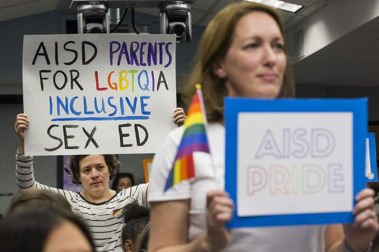 Texas School District Votes to Push Homosexual Agenda on Kids Starting in 3rd Grade