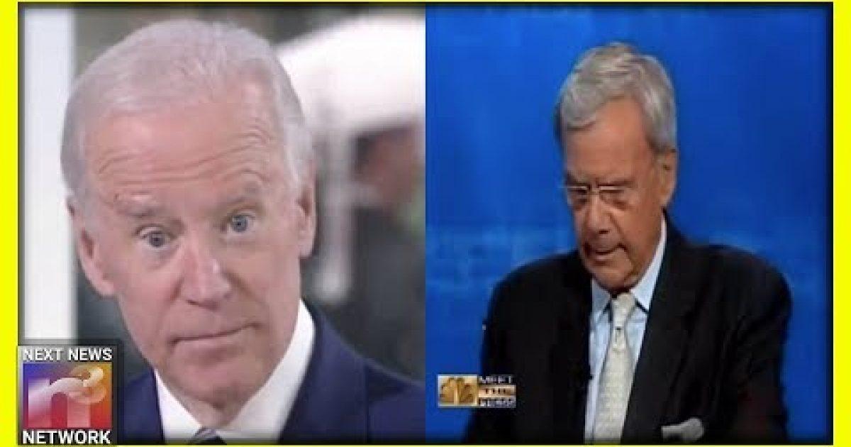 Tom Brokaw First Exposed the Corruption of Joe & Hunter Biden - 11 YEARS Ago! - DC Clothesline