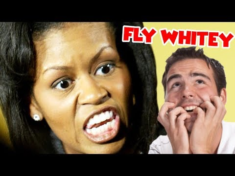 "Video: ""Michelle Obama Says Leaving Sh*t Holes Is Racist"""