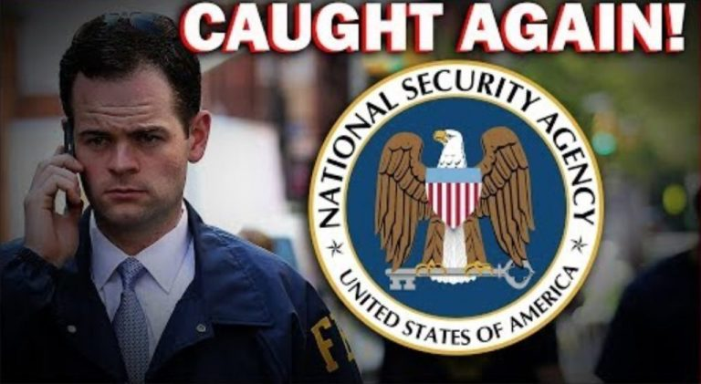 The FBI And NSA Caught Spying On American Citizens ILLEGALLY AGAIN!
