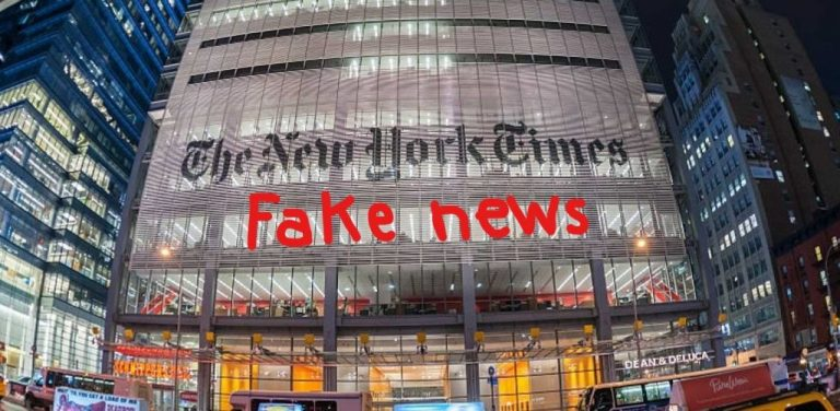 NY Times BUSTED: Changes Tulsi Gabbard Article Without Retraction, She's Now 'Working for Republicans' Instead of Russians