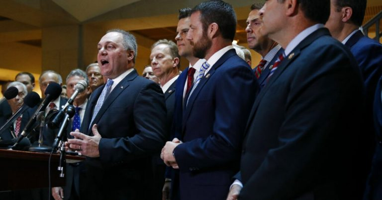 Adam Schiff threatens ethics complaints against Republicans who stormed secret impeachment hearing