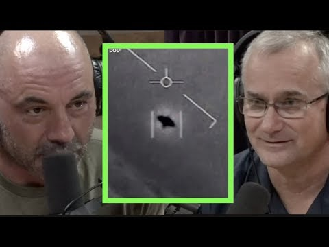 Video: Joe Rogan Interviews One of the Most Credible UFO Witnesses in History, Commander David Fravor Talks About USS Nimitz Encounter
