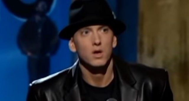 Eminem Gets Visit From SECRET SERVICE After Threatening Trump and Family