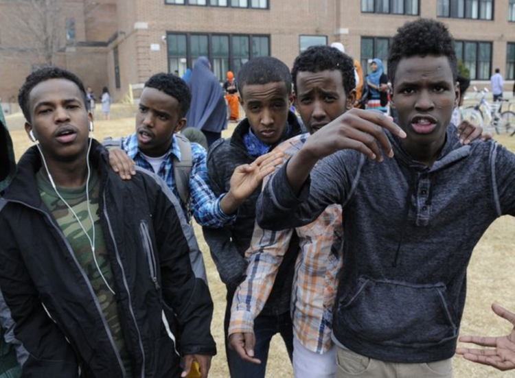 Blackout! Minnesota Somali Gangs are Claiming Territory & Killing to Defend It