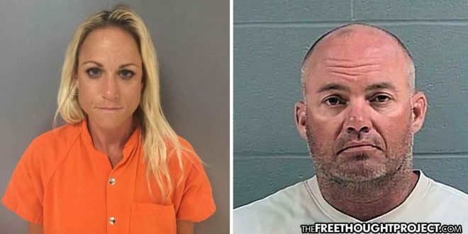 High-Level Police Commander and His Wife Arrested for Running Child Sex Ring