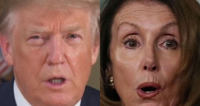 Trump Calls Out Pelosi for Neglecting Her Disease-Ridden, Filthy District to Focus on Fake Impeachment