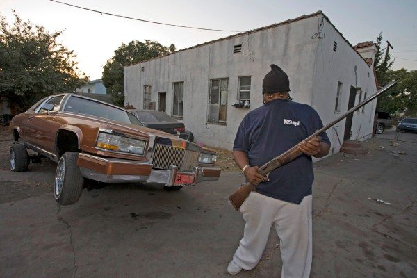 Thug Life: The World of Black Gangsters in 16 Pictures