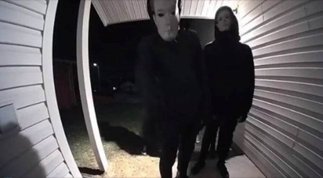 Halloween: Antifa Goons Harass Conservative Journalist Andy Ngo at His Home