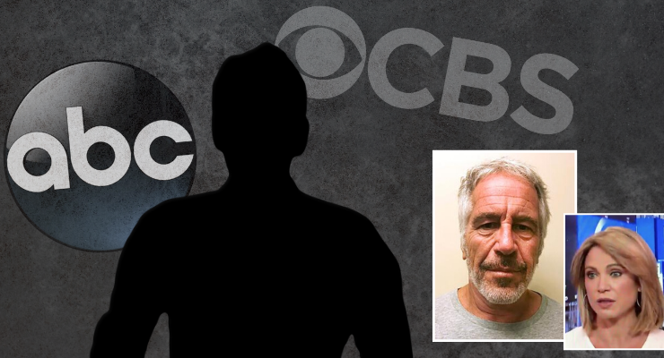 CBS Just Fired Employee Who Blew Whistle on Epstein Cover-Up While Working at ABC News