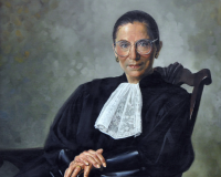 What? Ruth Bader Ginsberg Just Blocked Lower Court Ruling on Trump Tax Returns