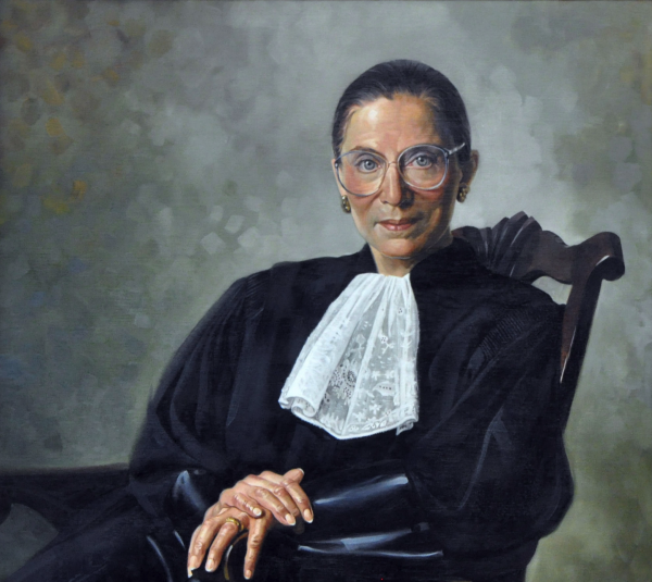 Ruth Bader Ginsberg Just Blocked Lower Court Ruling on Trump Tax Returns