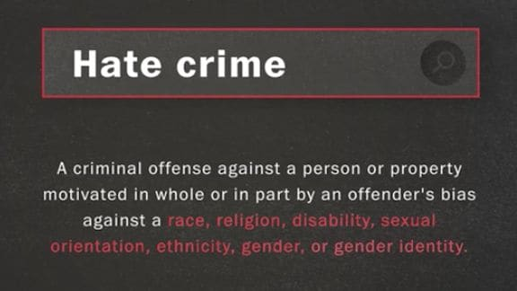 FBI's 2018 Hate Crime Data Shows Blacks 2.6 Times More Likely Than Whites to Commit Hate Crimes