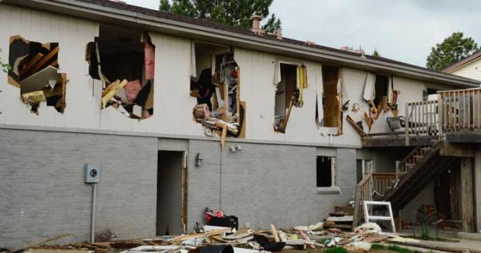 Colorado: SWAT Team Blows Up Innocent Man's Home in Search of Clothing Shoplifter—Deal With It, Says Court