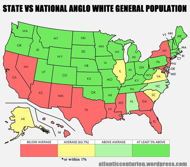 The Dispossession of White America in 13 Maps