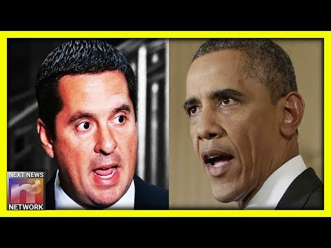 Devin Nunes Aims and FIRES At Barack Obama for His Role in Russia Hoax