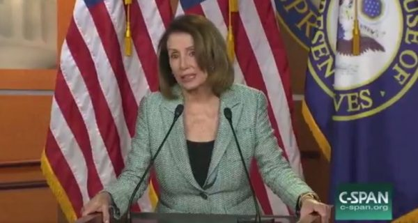 Power-Tripping Pelosi: We Can't Let the People Decide, That's Dangerous