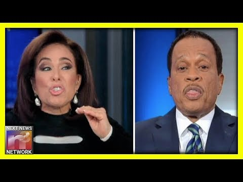 WAR AT FOX NEWS! Judge Jeanine & Juan Williams Square Off Over Schiff's Impeachment Circus