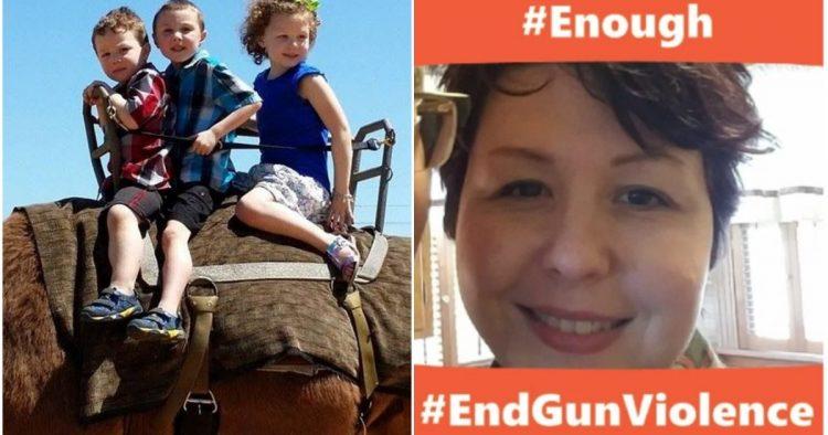 Murder-Suicide: Gun Confiscation Activist Shoots & Murders Her 3 Children Before Turning The Gun On Herself