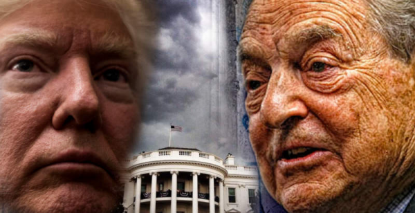 Boom! Here's the Soros Connection to Trump's Impeachment