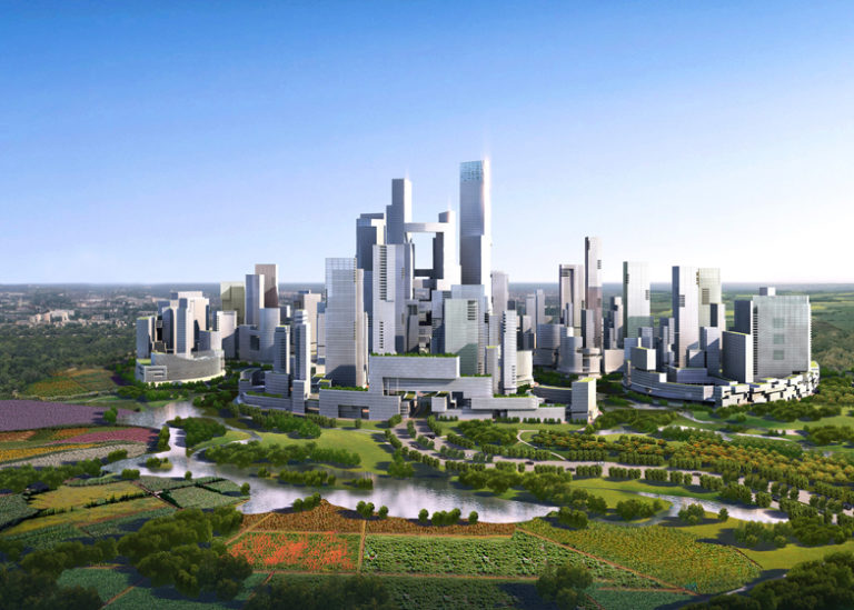 Communist Takeover? China Is Building Enormous Self-Sustaining Chinese Cities All Over The African Continent